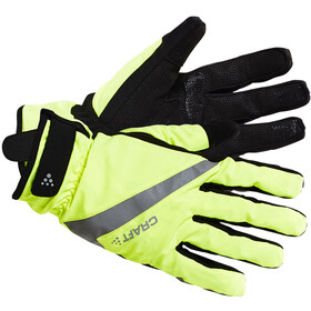 Craft Rain 2.0 Gants, flumino/black